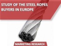 Study of the Steel Ropes Buyers in Europe