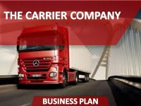 Business Plan of the Carrier Company