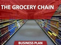 Business Plan of the Grocery Chain