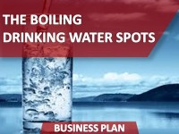 Business Plan of the Boiling Drinking Water Spots