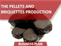 Business Plan of the Pellets and Briquettes Production