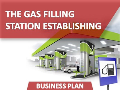 Business plan for a gas station