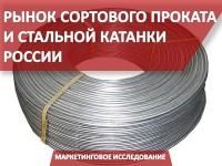 Рынок сортового проката и стальной катанки России