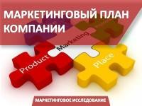 Маркетинговый план компании