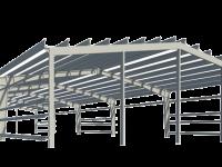 Рынок строительных металлоконструкций